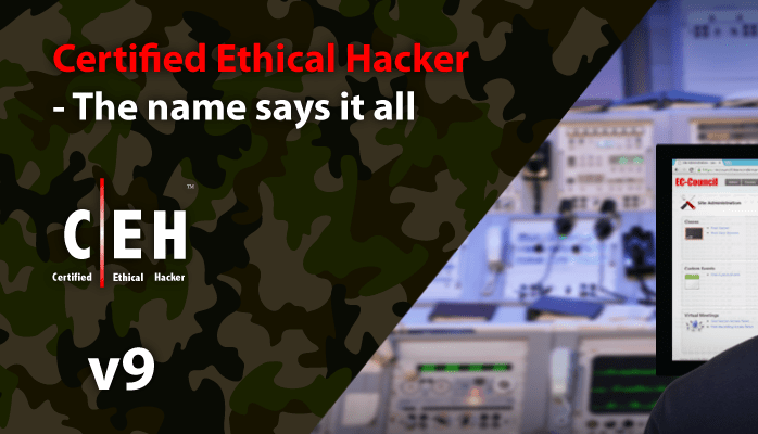 CEH v9 – Certified Ethical Hacker v9 Course PDF + Tools